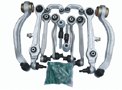HDE - Комплект рычагов AUDI А6,A8, Passat B5+ (01--) 4B3498998/4B3407151K/3191401/104002