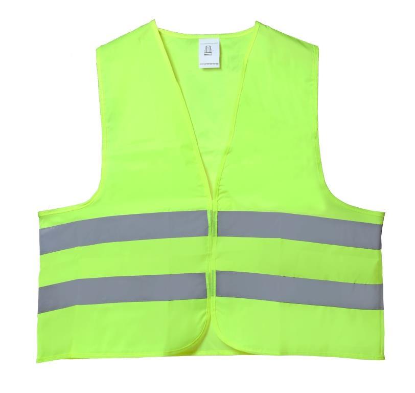 AIRLINE - Жилет со светоотражающими полосами, взрослый, цвет желтый
