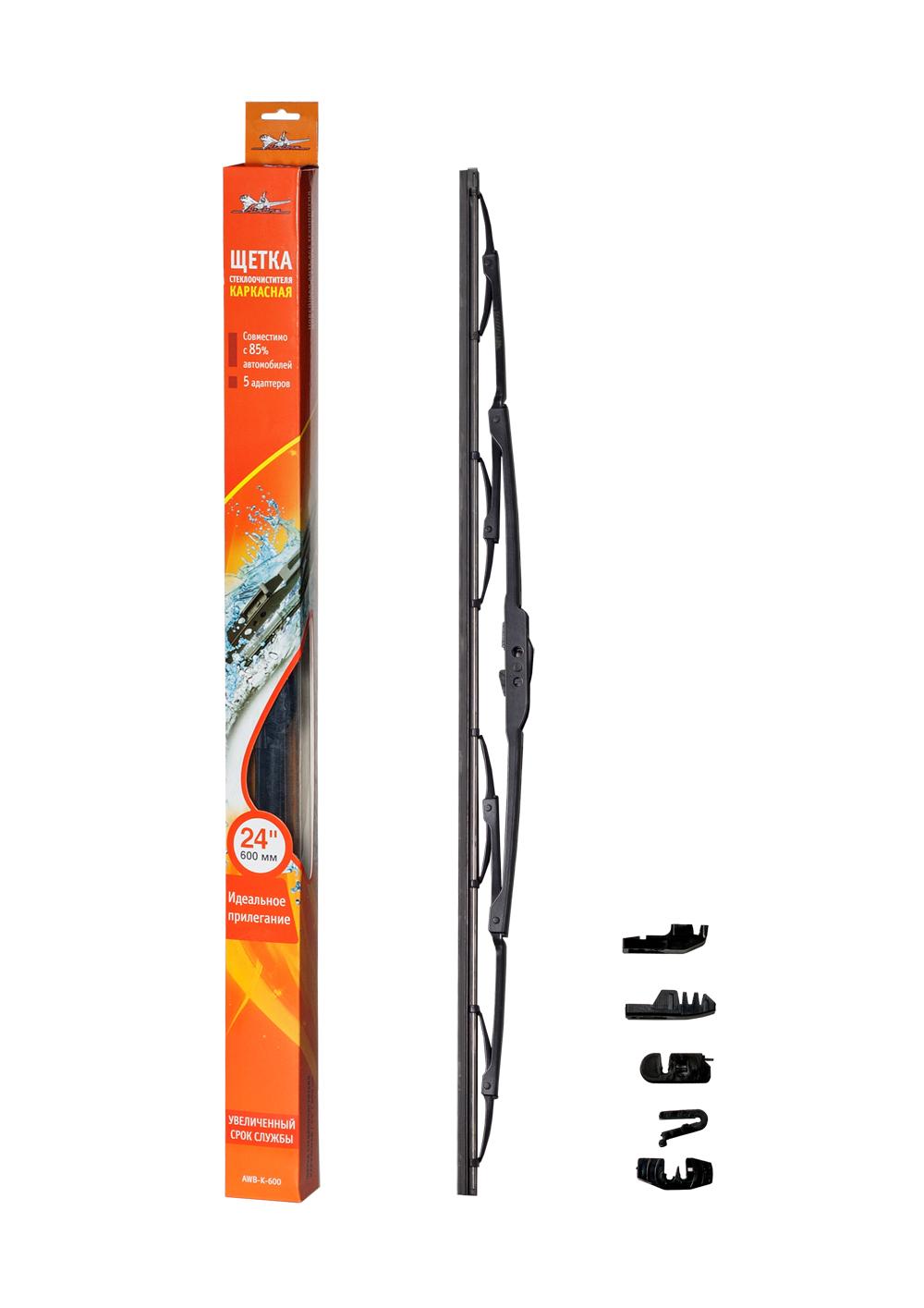 AIRLINE - Щетка стеклоочистителя 600 мм (24