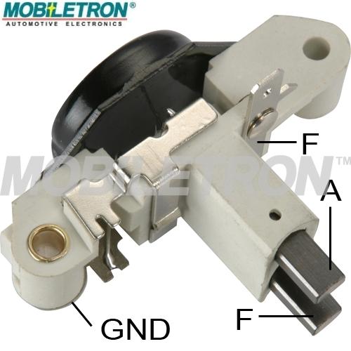 MOBILETRON - Регулятор напряжения Audi, Volkswagen