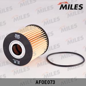 Miles - Фильтр масляный VOLVO S40/S70/S80/XC90/V40/V70 1.6-4.4