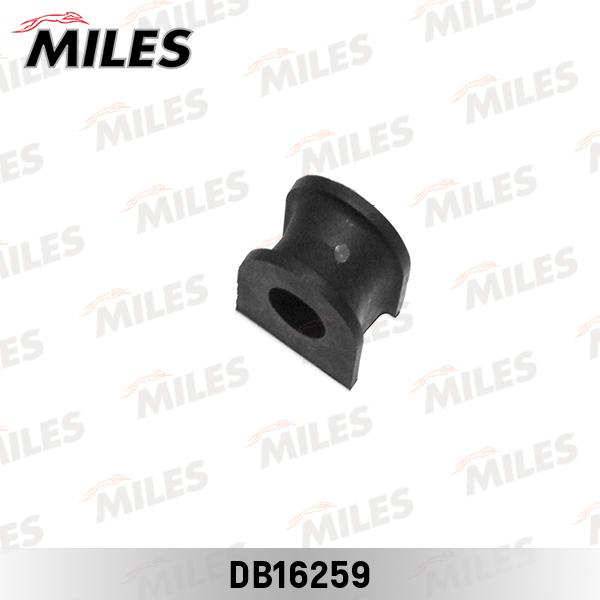 Miles - Втулка стабилизатора передн. FORD TRANSIT (23.5мм)