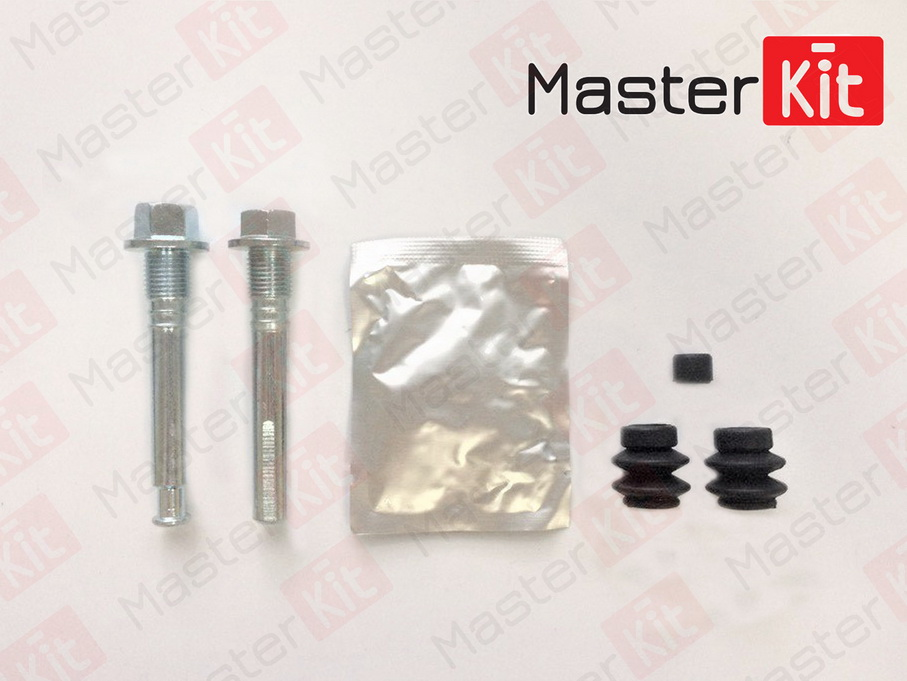 MASTERKIT - Комплект направляющих тормозного суппорта MITSUBISHI LANCER 03- , ASX , CITROEN AIRCROSS 04-12->,PEU